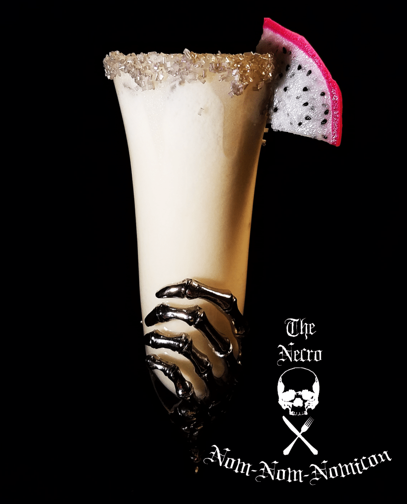Halloween Boo-zy Beverage: The Piña Ghoul-ada