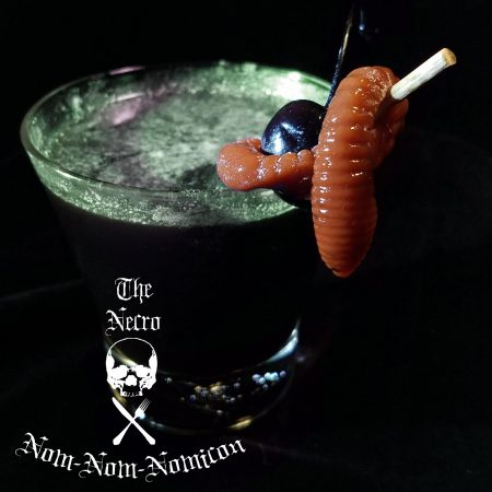 Halloween Boo-zy Beverage: The Stagnant Puddle