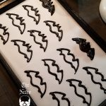 Halloween Recipe: Chocolate Bat Macarons with Pumpkin Spice Butter Cream
