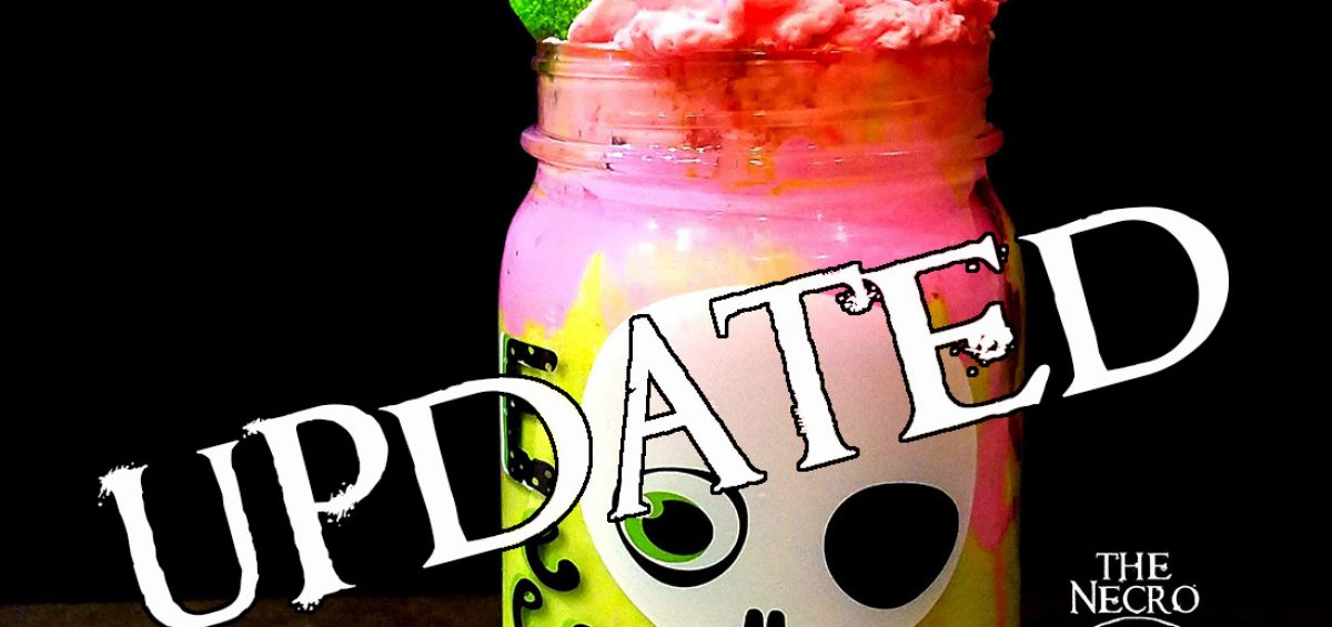 Halloween Recipe: Zombie Inspired Undead Brain Freeze Milkshake Part 2