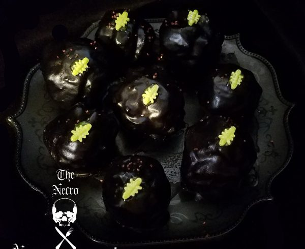 "Halloween Recipe: Deep Fried Donut Hole ""Oubliettes"""