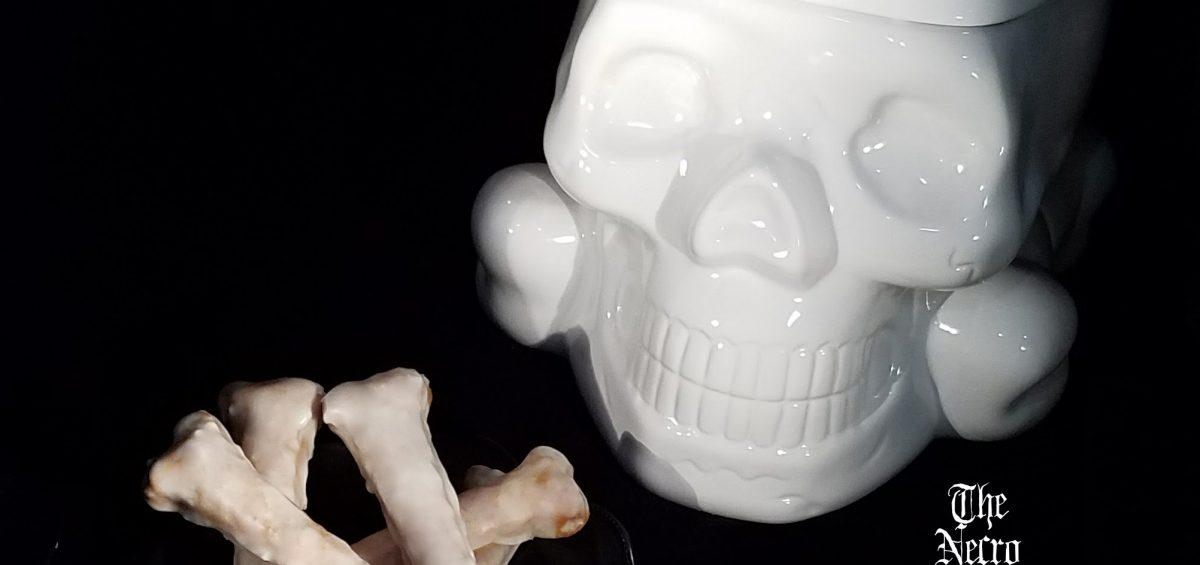Halloween Recipe: Sweet and Sour Shortbread Bones